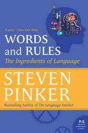 Steven_Pinker-Words_and_Rules