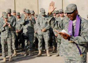 military-preaching