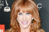 Kathy Griffin is an atheist