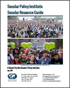 Secular Reource Guide Cover
