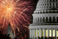 US Congress New Year's